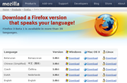 Firefox3B1